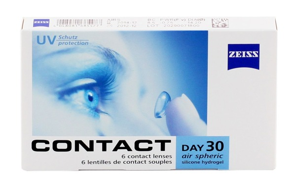 Zeiss contact day30 air