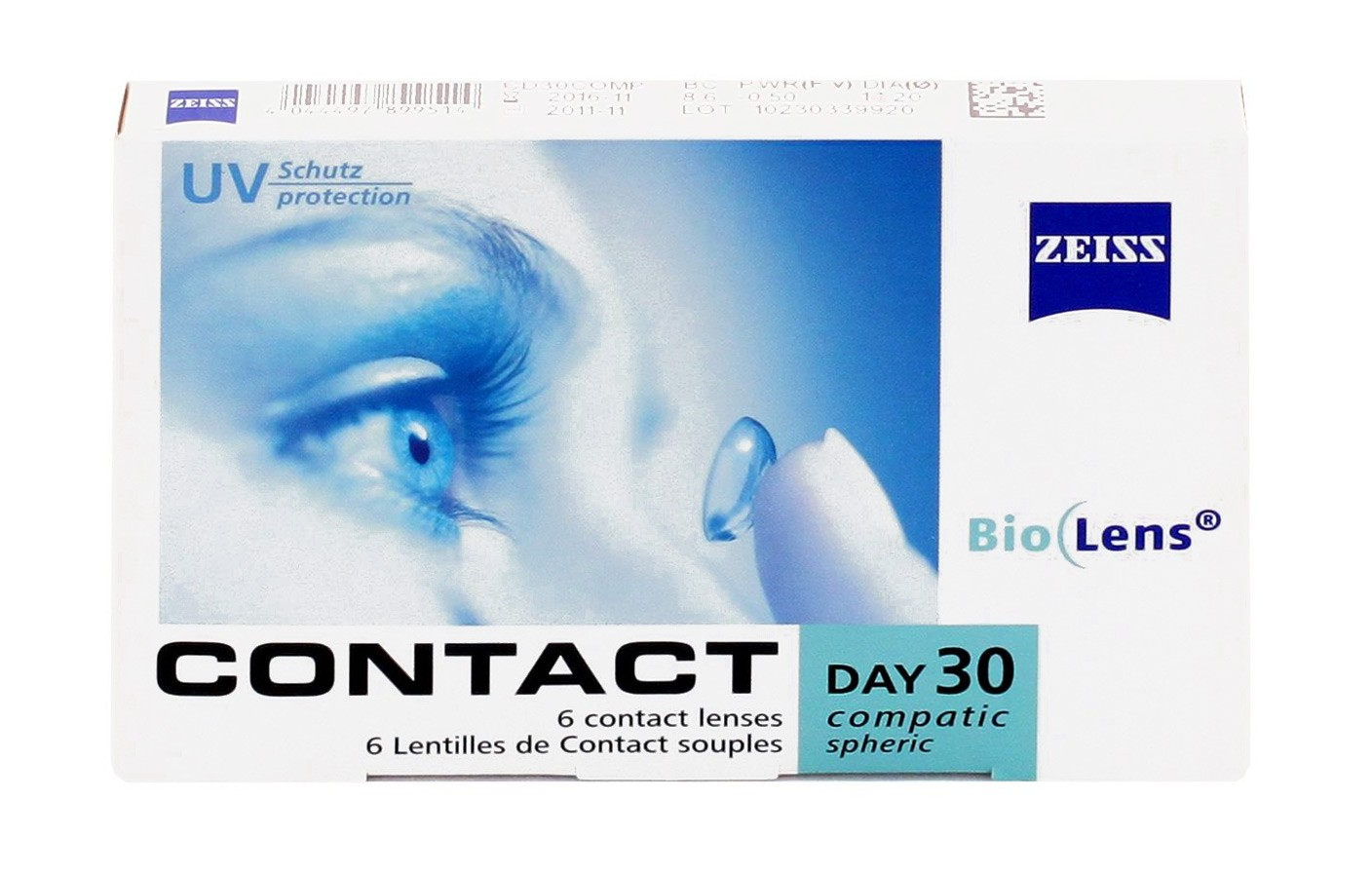 Zeiss contact day30 compatic